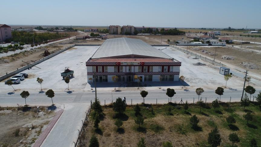 Aksaray Ticaret Borsası Eskil Tarım Ticaret Merkezi